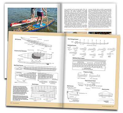Paddleboard pages
