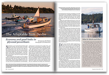 Sam Devlin's Powerboats