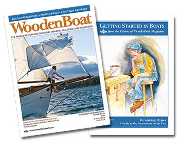 WoodenBoat magazine issue 229