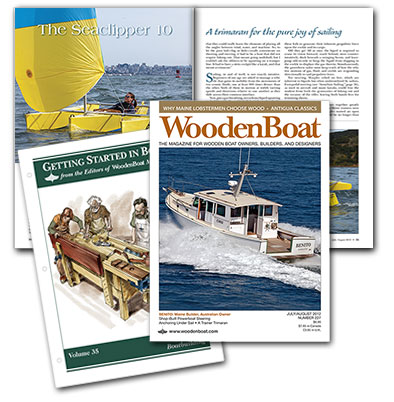 WoodenBoat 227 Cover photo