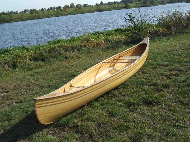 kingfisher canoe