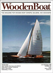 WoodenBoat issue 131