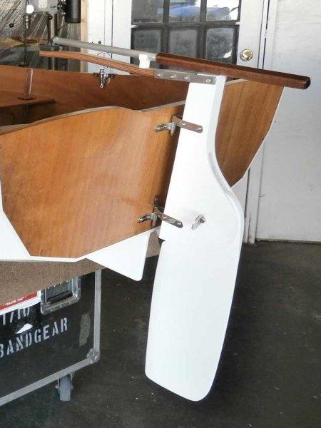 Ozona Pram | WoodenBoat Magazine
