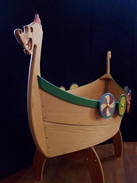 Lil Longship Woodenboat Magazine
