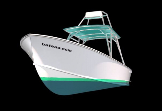 Gulfsteam 28X by bateau.com