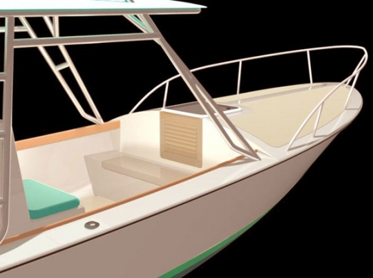GulfStream28 by bateau.com