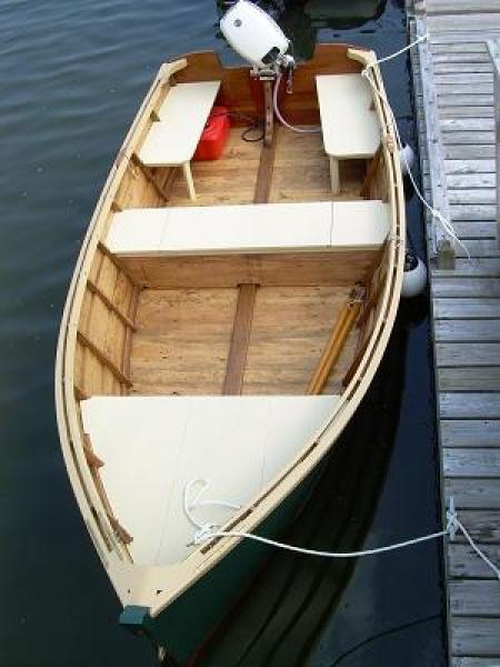 Macomber 15 Woodenboat Magazine