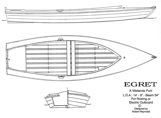 Rowing Craft | Page 2 | WoodenBoat Magazine