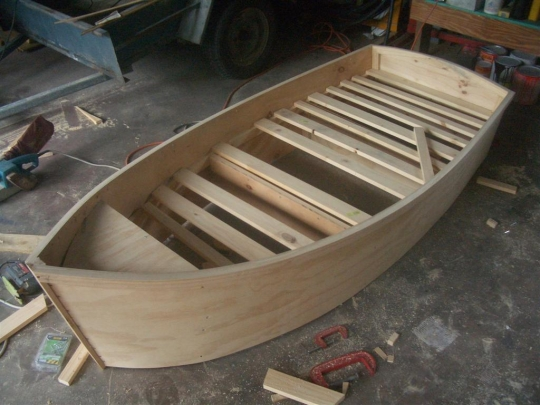 Boat Bed Single Woodenboat Magazine