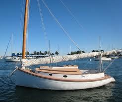 18' Catboat | WoodenBoat Magazine