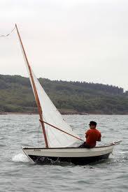 Swampscott, JOHN DORY sailing