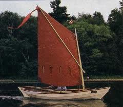 15' 8 OUGHTRED Stickleback Dory (Amberjack) | WoodenBoat Magazine