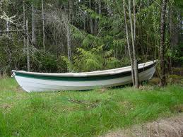 13' Sailing Peapod