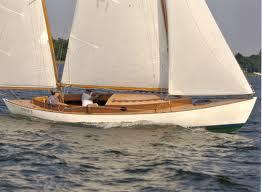 28' Canoe Yawl, Rozinante