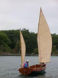Penny Fee sailing