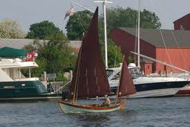 Caledonia Yawl II sailing