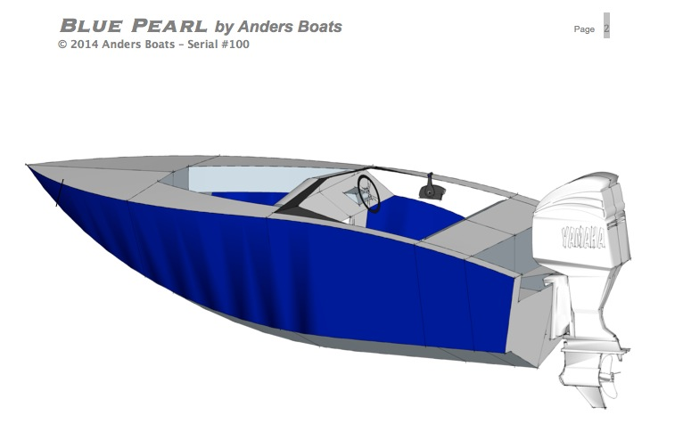 Anders Boats - Blue Pearl photo 3