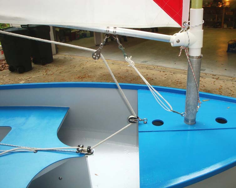 Insider Dinghy photo 3