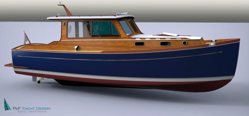 Classic Delta exterior profile