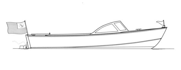 Suggestions please: Wooden inboard Trailerable 16-21ft Sedan/Cruisette Sports Boat