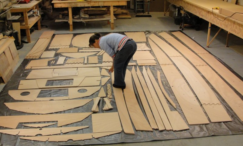 PT Skiff | WoodenBoat Magazine