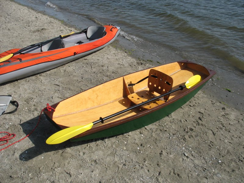 """Mickey Mouse"" - 8'(2.40m) One Sheet Mini Punt 