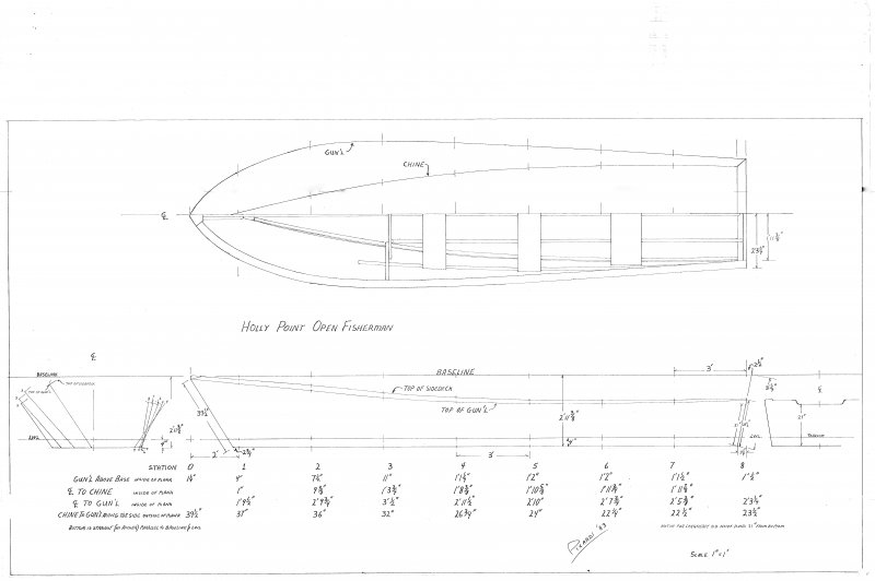 Holly Point Skiff | WoodenBoat Magazine