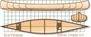 "15' 9"" Huron Cruiser"