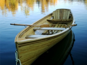 16' Whitehall Rowing Boat photo 4