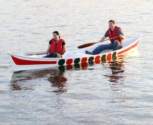 Peace Canoe