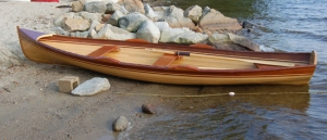 Rangeley Lake Boat