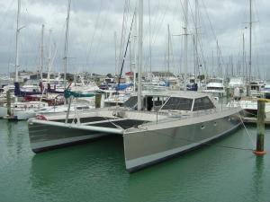 DVD 62' Alloy Cruising Catamaran