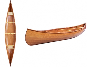 Taiga Wilderness Tripper Wooden Canoe Kit