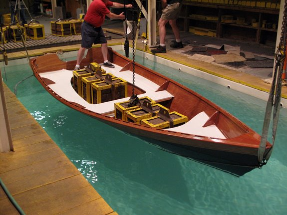 Peeler Skiff | WoodenBoat Magazine