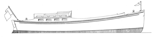 Zimmer 21' Utility Launch profile
