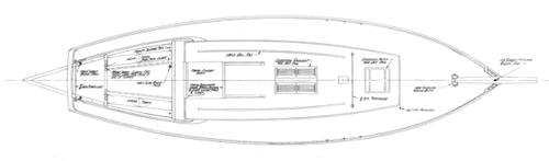 Concordia 33' overhead