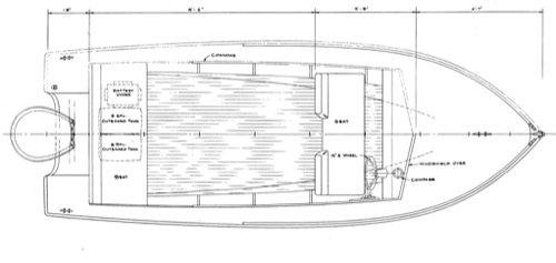 18' Plywood Runabout, DOWNEASTER | WoodenBoat Magazine