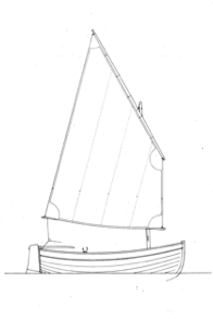 OUGHTRED Acorn Dinghy (Auk) profile