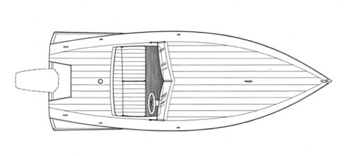 "14' 10"" Runabout, RASCAL | WoodenBoat Magazine"