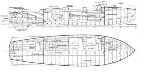 28' Bermuda Runabout | WoodenBoat Magazine