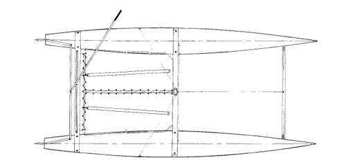... -detailed plans of simple and rugged stitch-and-glue plywood hulls
