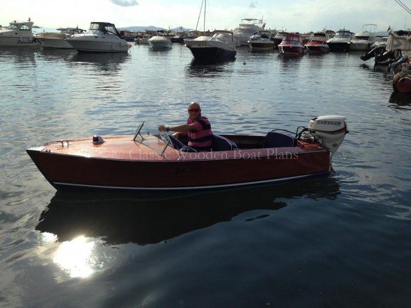 Riva Scoiatollo on water