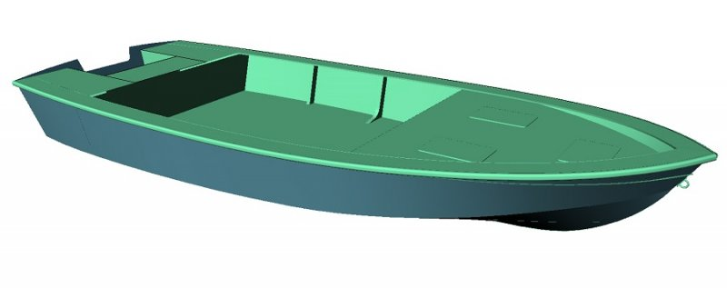 shine skiff 17 from gulfstreamcomposites.com