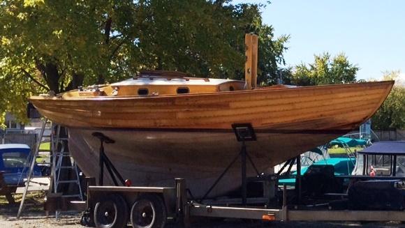 PUFFIN, 1950 Folkboat