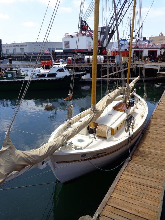 Sea Haggis ready to lift