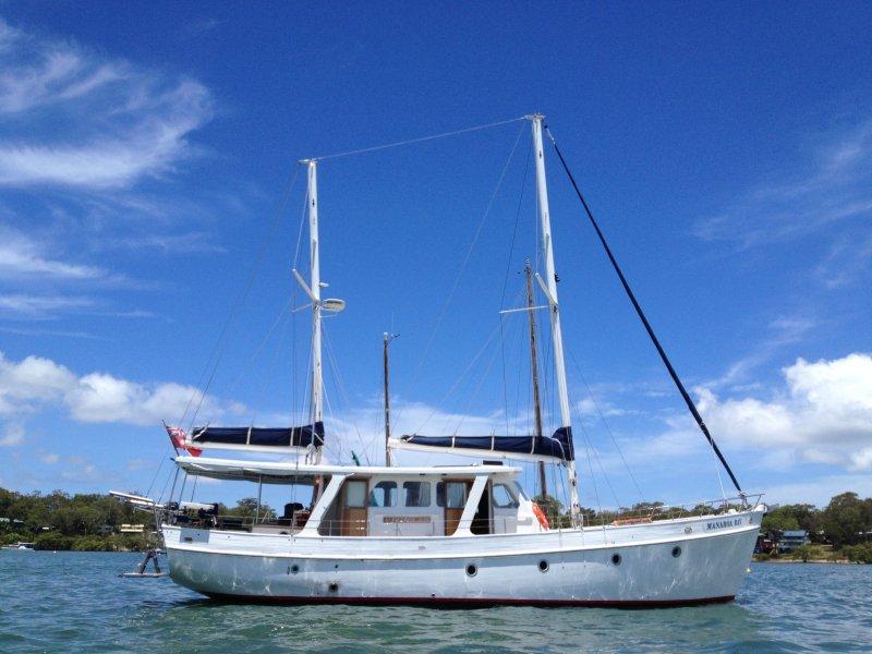 Macleay Island Queensland.