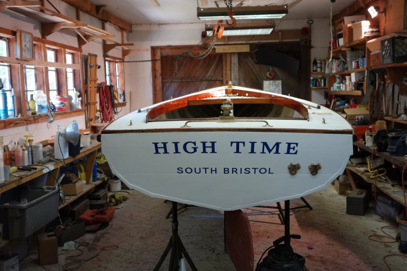 HIGH TIME ready to re-launch