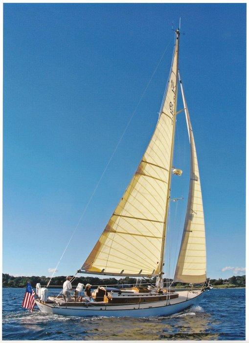 IOLANTHE, Newport 29 #6