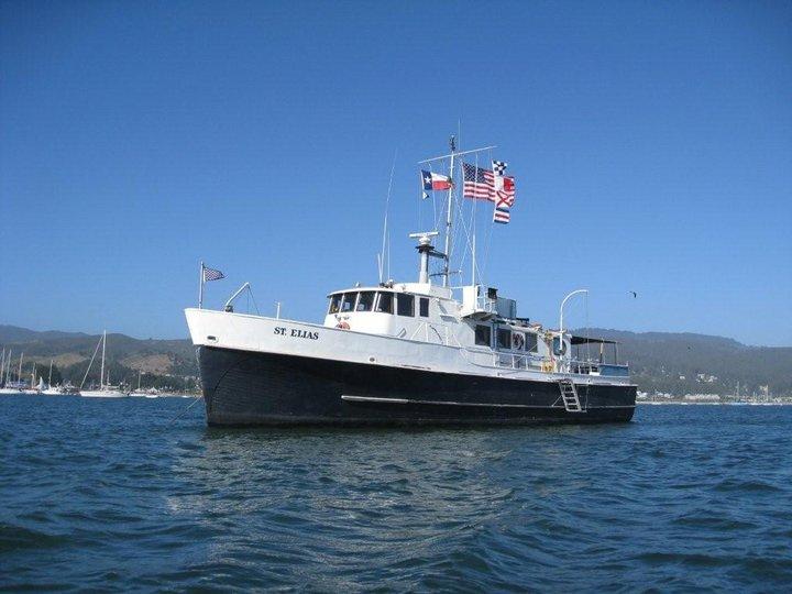 YP 655, former USN Patrol Craft