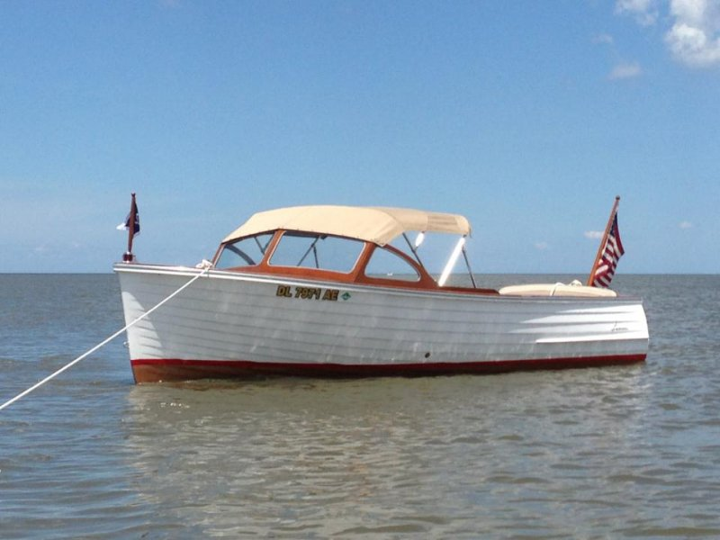 Lyman 19 Runabout photo